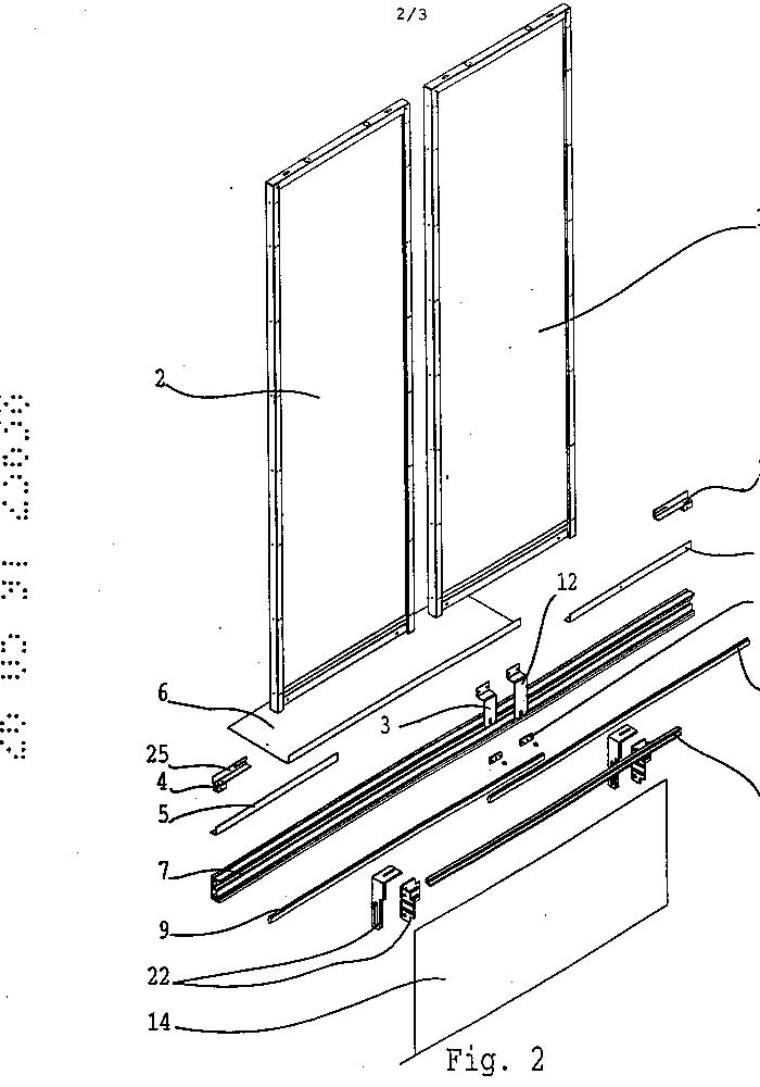 Door Sill Arrangement In An Elevator Car By Kone Oy Au 1997023638