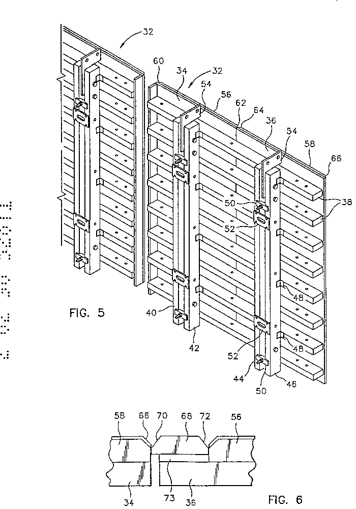 Modular Concrete Form System And Method For Constructing