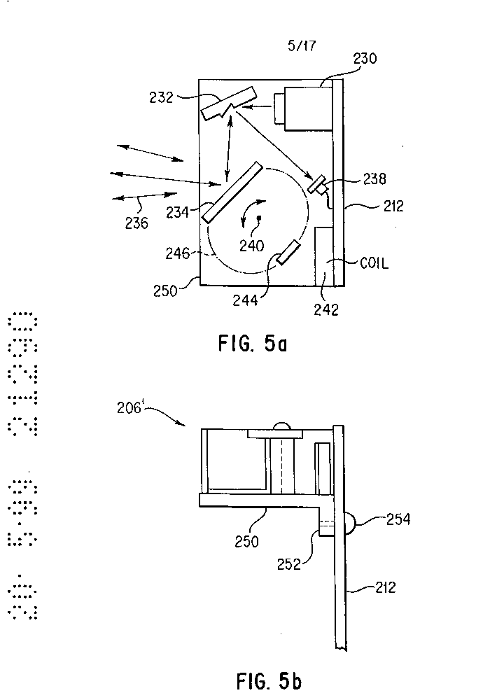 bar code reader with an integrated scanning component module mountable on printed circuit board