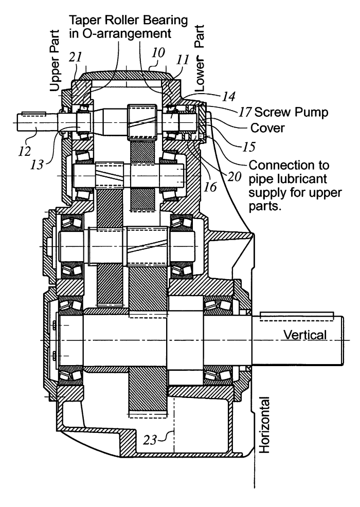 Bearing Puller Assembly Drawing : Screw pump for roller bearing assembly by hansen