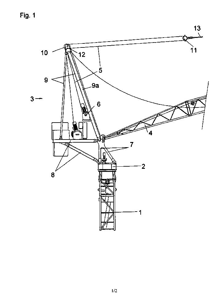 tower crane diagram clock tower diagram