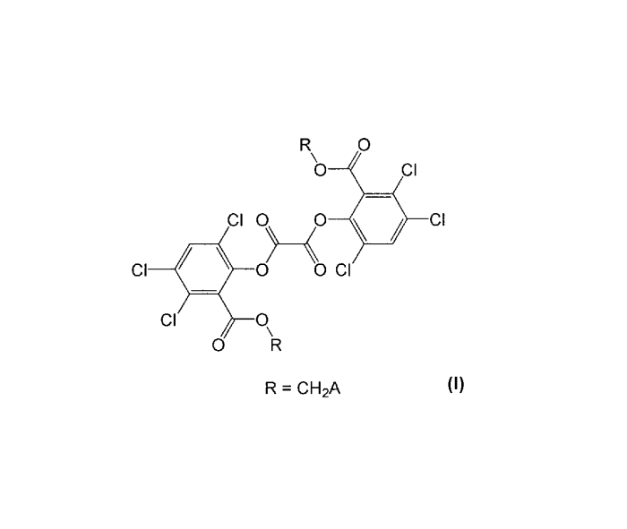 Phenyl Oxalate Ester Branched Oxalate Esters by