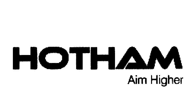Aim Higher Logo Hotham Aim Higher Logo by
