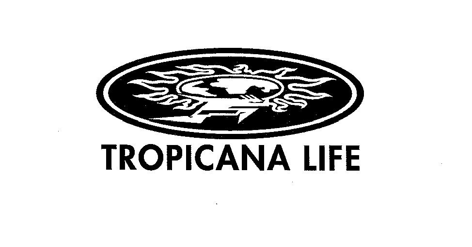 Tropicana Logo Change Tropicana Life Logo by
