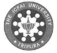the icfai university tripura by the institute of chartered