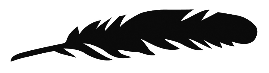 Pin Feather Silhouette Stock Photos Images Amp Pictures Shutterstock ... Eagle Silhouette Vector