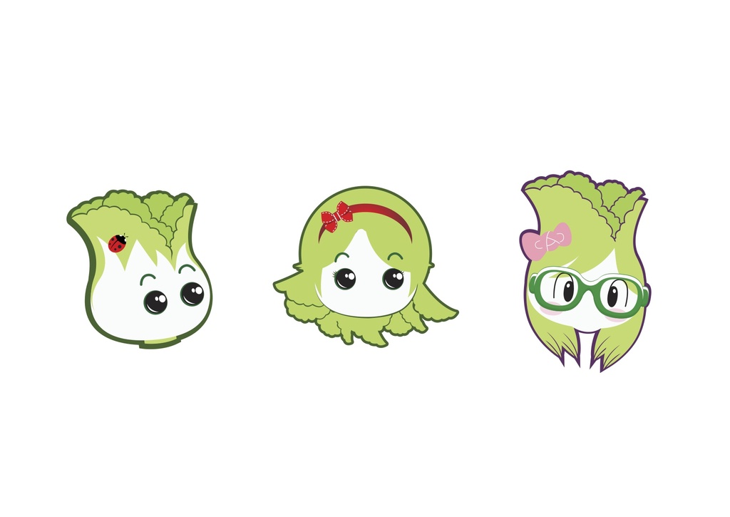 CABBAGE,CARTOON by Chinese Cabbage Marketing Pty Ltd - 1464006