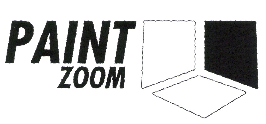 Paint Zoom Logo Paint Zoom Logo by Actervis