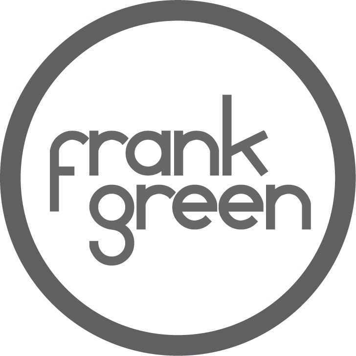Think Green Logo Frank Green Logo by Think One