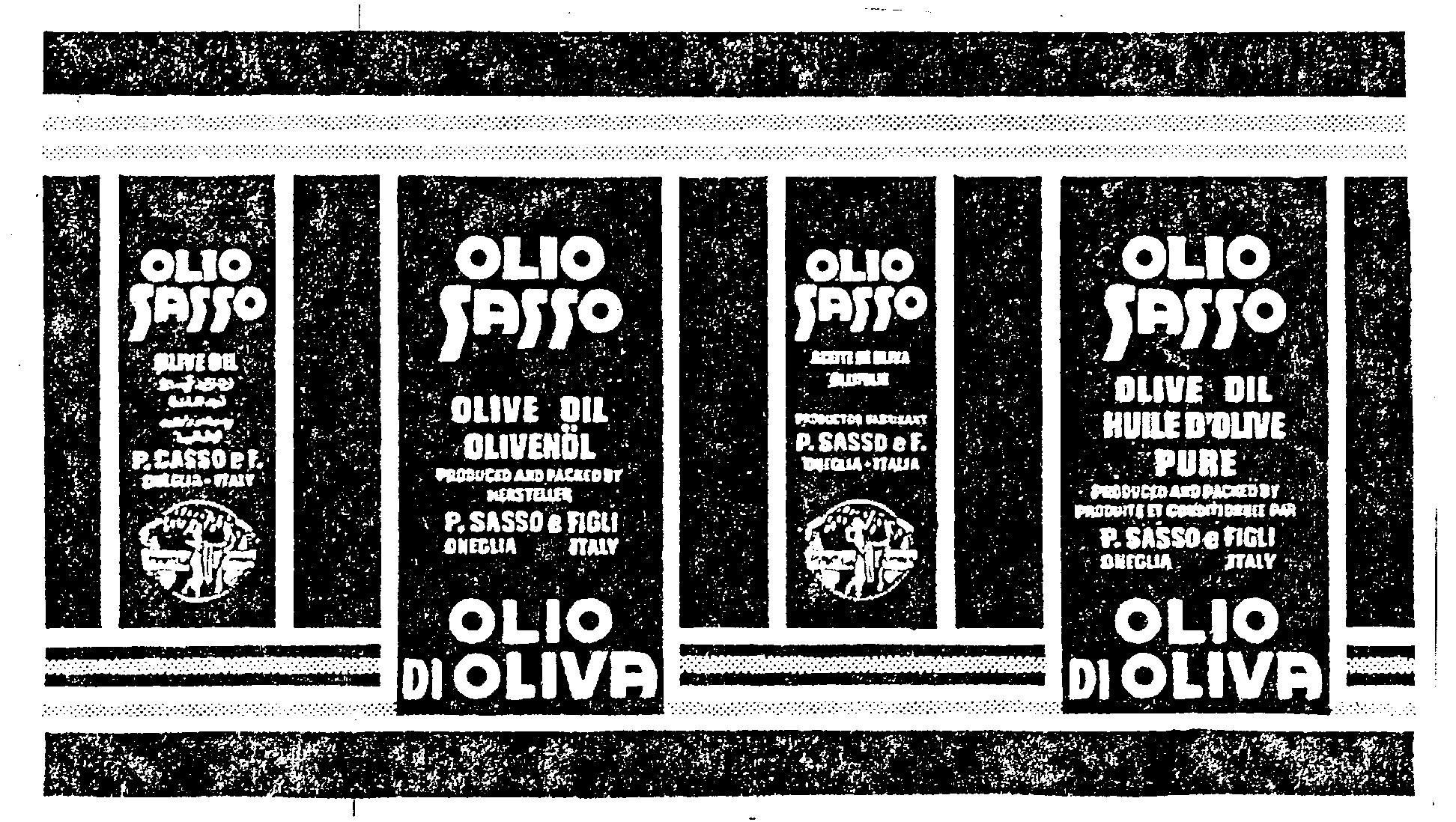 olio di oliva olio sasso by carapelli firenze spa 324617