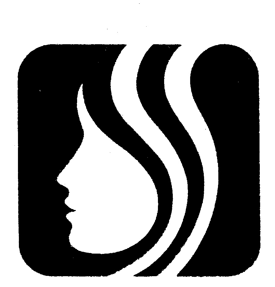 Woman Silhouette Logo Face Woman Silhouette