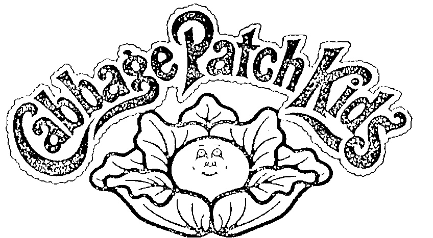 Cabbage Patch Coloring Pages - Democraciaejustica