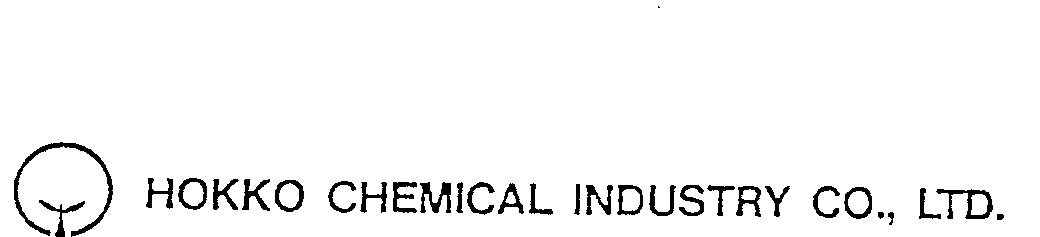 HOKKO CHEMICAL INDUSTRY CO ,LTD  by HOKKO CHEMICAL INDUSTRY CO , LTD