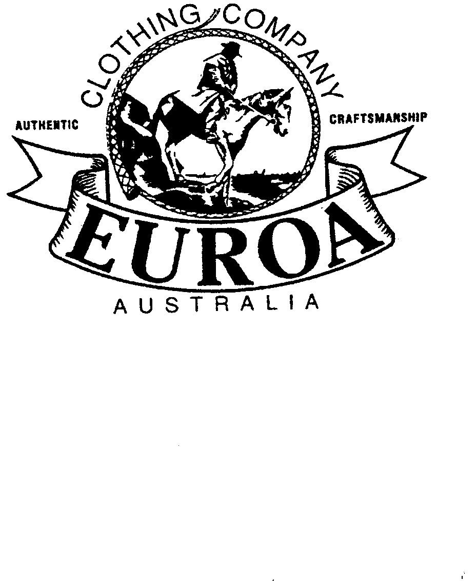 Euroa Australia  city pictures gallery : EUROA AUSTRALIA CLOTHING COMPANY AUTHENTIC CRAFTSMANSHIP by Michael ...