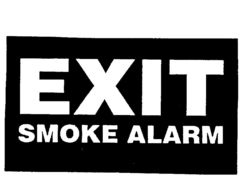 Exit Smoke Alarm By Omega Power Equipment P L 613754