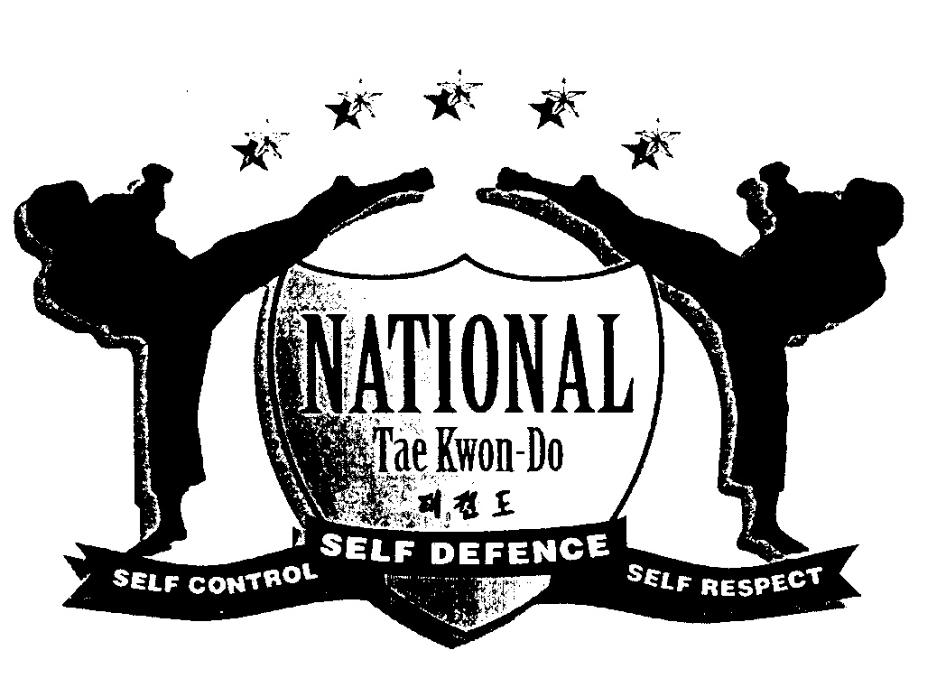 NATIONAL TAE KWON-DO SELF CONTROL SELF DEFENCE SELF ...