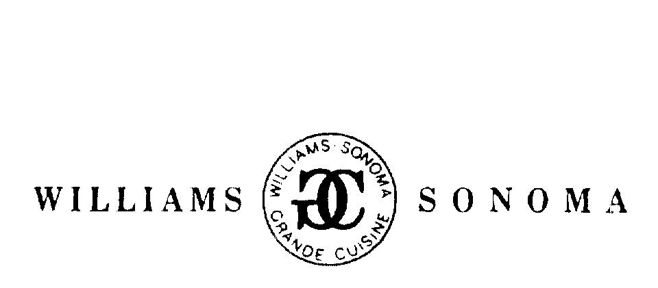 Williams Sonoma Grande Cuisine Gc By Williams Sonoma Inc A