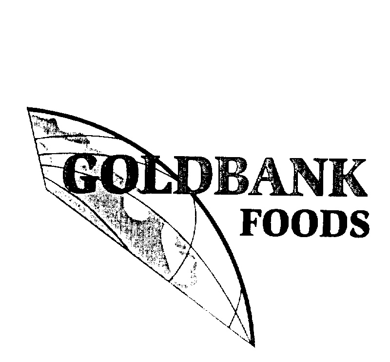 Newly Weds Foods Logo: GOLDBANK FOODS By Kerry Harris