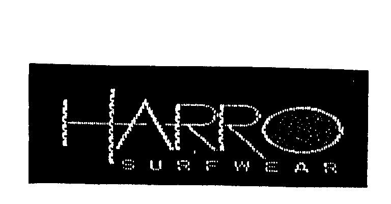 HARRO SURFWEAR by Harro Surf Pty Ltd - 745576