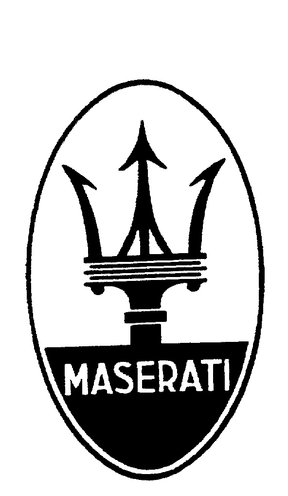Maserati Logo Coloring Page Sketch Coloring Page