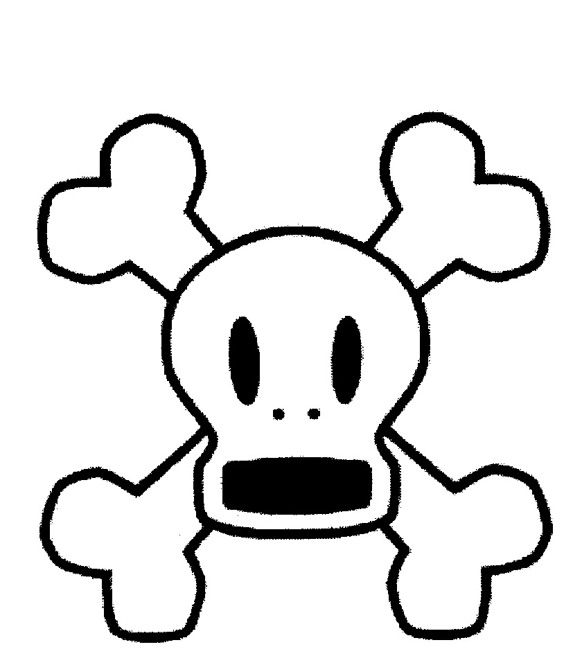 Skull And Crossbones Coloring Pages Skull And Crossbones Coloring Pages