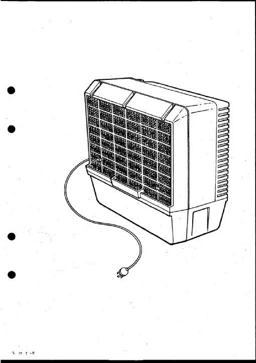 an evaporative air conditioner by rheem australia limited