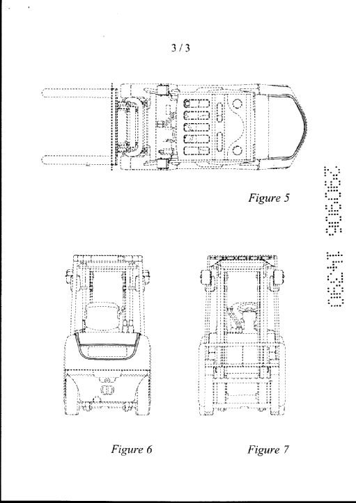 Gm Parking Brake Cable Diagram further Toyota 4 Runner 2 Door further Mitsubishi L200 Steering together with Detailed Wiring Diagram 1996 Chevy S10 furthermore Toyota Forklift Parts Drawing. on 603957 parking brake pad replace