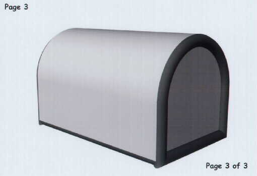 Portable Inflatable Shelters : Portable inflatable exhibition and function booth shelter