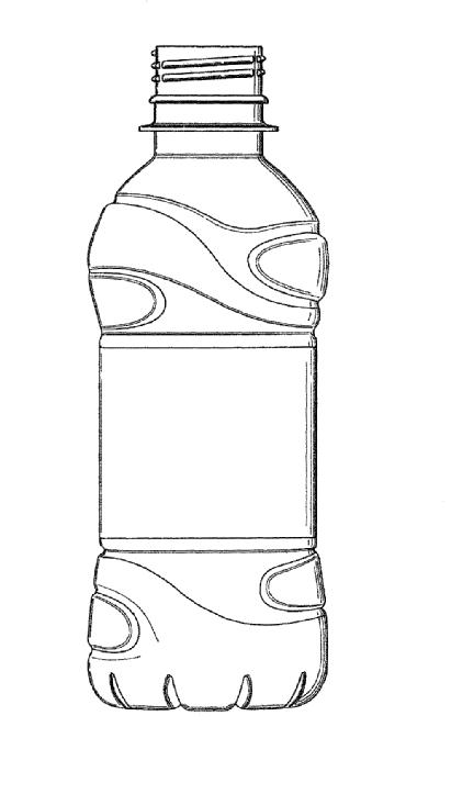 Perfume bottle designs drawing