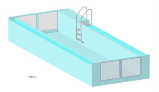 Swimming pool by terry tisdale 201215815 for Terry pool design jewelry